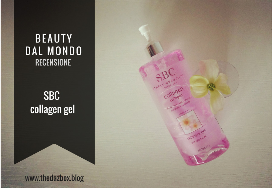 sbc collagen gel